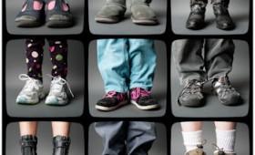 Kindergarten Shoes